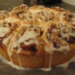 Classic Cinnamon Buns recipe
