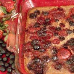 Fruit Cobbler Carolina recipe