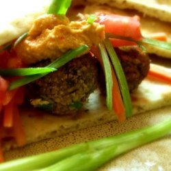 Falafel With a Twist recipe