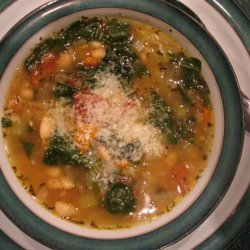 Terrific Tuscan Vegetable Soup - Ellie Krieger recipe