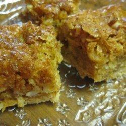 Macadamia Nut Bars recipe