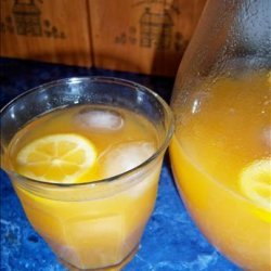 Sparkling Fruit Juice recipe