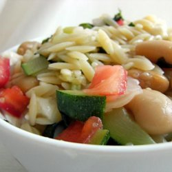 Tomato and Cannellini Bean Pasta recipe