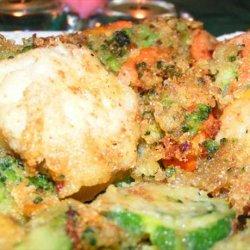 Deep Fried Vegetables recipe
