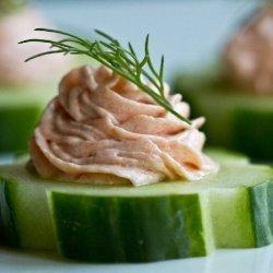 Smoked Salmon Mousse recipe