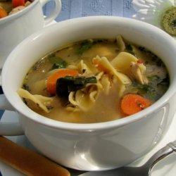 Best Chicken Soup Ever recipe