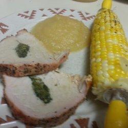 Pork Loin With Lemon and Sage recipe