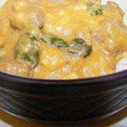 Easy Mild Thai Beef Curry recipe