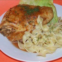 Provencal Braised Chicken recipe