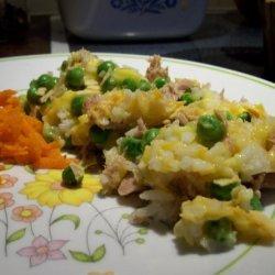 Tuna Fish Casserole recipe