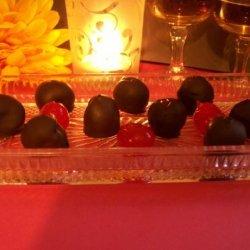 Amaretto Cherries recipe