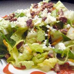 Party Salad With Balsamic Honey-Mustard Vinaigrette recipe