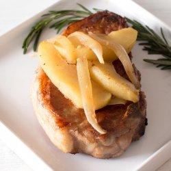 Pork Chops in Onion Sauce recipe