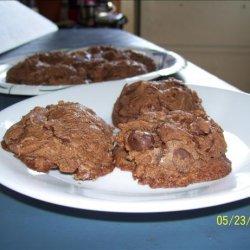 Brownie Cookie Bites recipe