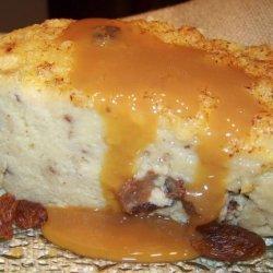 New England Bread Pudding recipe