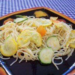 Citrus Sesame Noodle Salad recipe