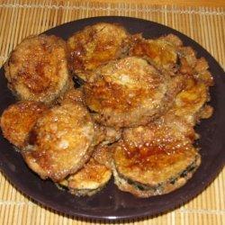Aubergines Espanol recipe
