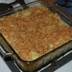 Crunchy Chicken and Rice Casserole recipe