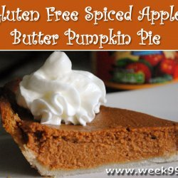 Apple Butter Pie recipe