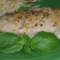 Herb Seasoned Chicken Breasts recipe