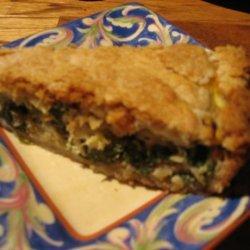 Country Dijon Sausage Pie recipe