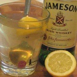 Hot Irish Whiskey (Hot Toddy). recipe