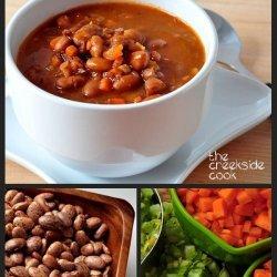 Bean & Bacon Soup recipe