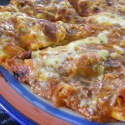 Cacciatore Pizza recipe