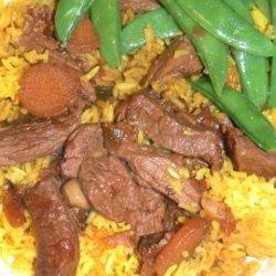 Beef Semur recipe