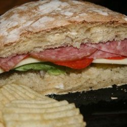 Spicy Italian Sandwich Like Subway recipe