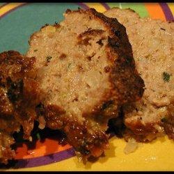 Smoky Meatloaf (Cameron's Smoker) recipe