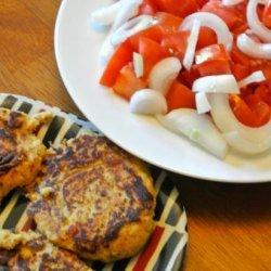 Tuna, Corn & Dill Patties. ( Healthy Version) recipe