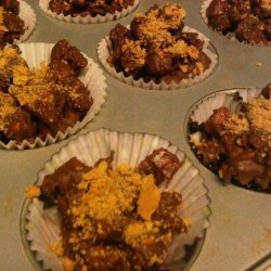 Hershey's S'mores Clusters. recipe