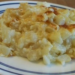 Swiss Potato Casserole recipe