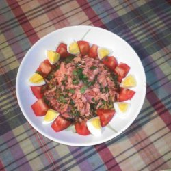 Curried Rice With Smoked Salmon recipe