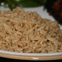 Brown Rice recipe