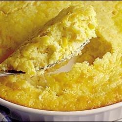 Easy Corn Pudding recipe