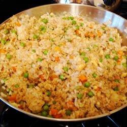 Fried Rice II recipe
