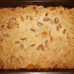 Rum and Sweet Potato Casserole recipe