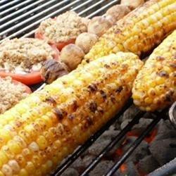 Corn on the Grill recipe