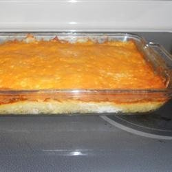 Cheesy Potatoes II recipe