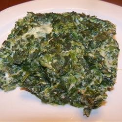 Easy Spinach Souffle recipe
