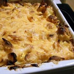 Fancy-But-Easy Mac N' Cheese recipe