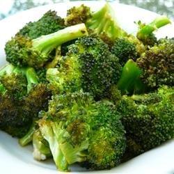 Baked Broccoli recipe
