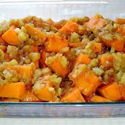 Pineapple Sweet Potatoes recipe
