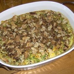 Broccoli Casserole II recipe