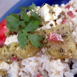 Thai Charred Eggplant with Tofu recipe