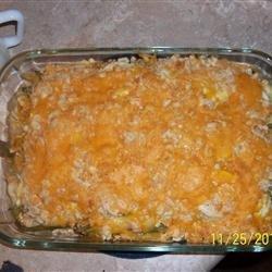 Asparagus Casserole II recipe
