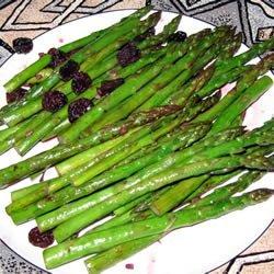Divine Asparagus recipe