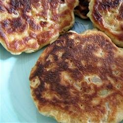 Cabbage Cakes recipe